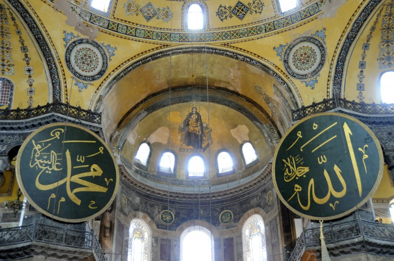 Aya Sophia, Istanbul